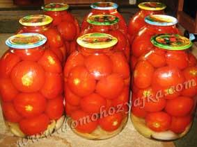 помидоры-маринованные