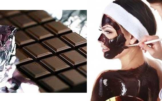 Шоколадная маска для лица Шоколадная маска для лица